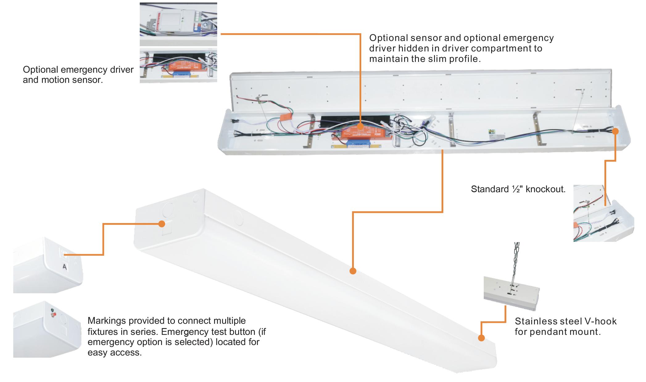 GSR LED Product Description